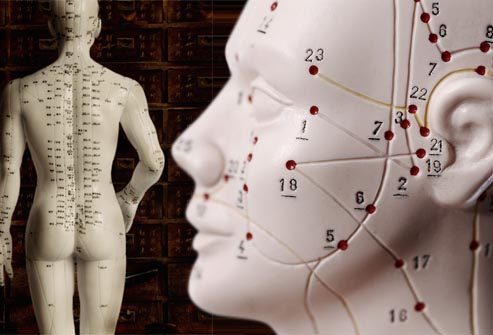 Statuette cartographie des méridiens